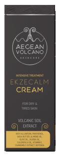 Cremă Ekzecalm, cu Extract Vulcan Marea Egee, 100ml